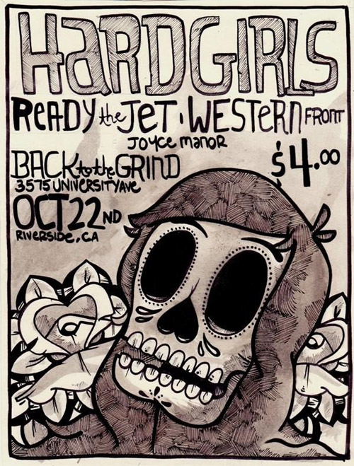 Hard Girls - October 22